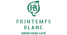 PRINTEMPS BLANC GREEN PARK CAFE